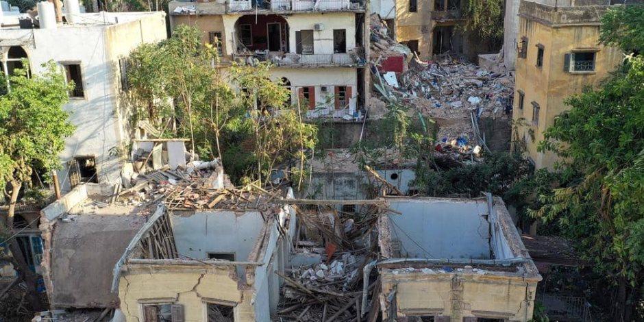 بعد توقيف 25 مسؤولا كبيرا.. تفاصيل مشاركة «إف بي آي» في تحقيقات انفجار مرفأ بيروت