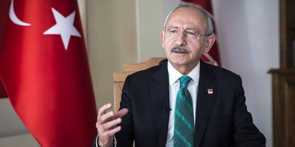 """كمال أوغلو vs أردوغان.. المعارض التركي يواصل فضح """"اللص العثمانلي"""""""