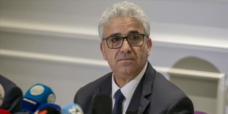 وزير داخلية الوفاق يعترف: وقف إطلاق النار لم يكن ليحدث دون دعم أمريكا ومصر