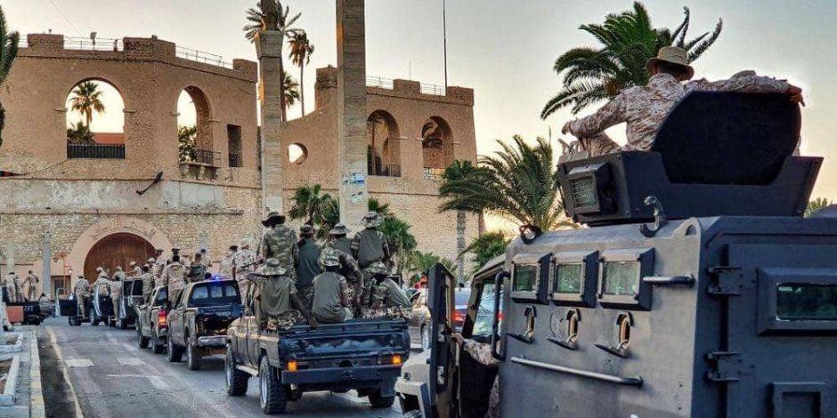 ترحيب دولى واسع بإعلان وقف إطلاق النار في ليبيا
