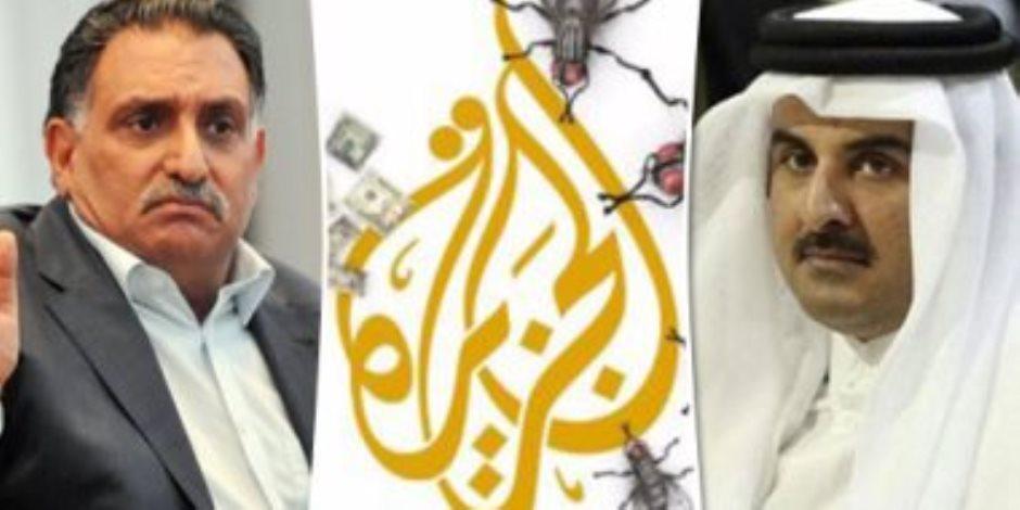 كم ينفق تميم بن حمد على الجزيرة وإخوتها؟