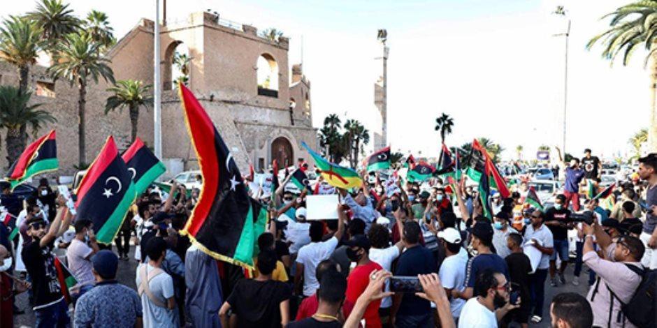 مظاهرات طرابلس.. الغضب الشعبي يتواصل وانتهاكات الميليشيات تتزايد تحت أعين الوفاق