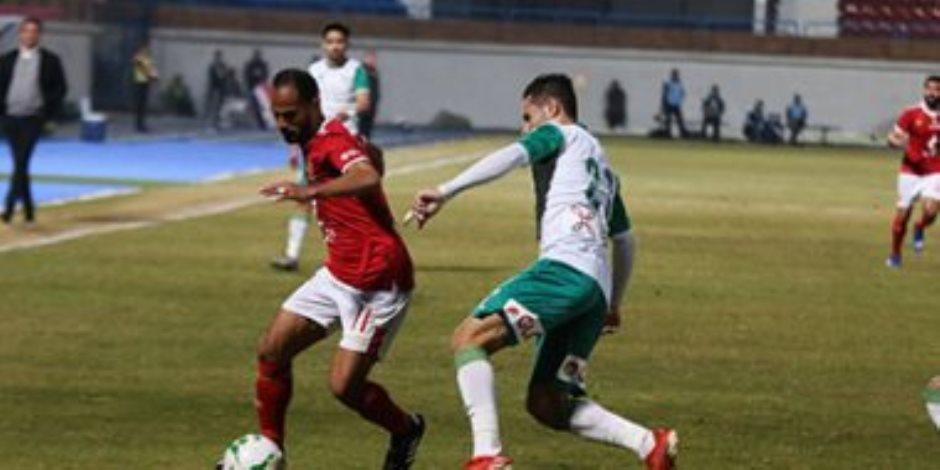 تشكيل الأهلي أمام المصري.. مروان محسن في الهجوم.. والشيخ أساسيا