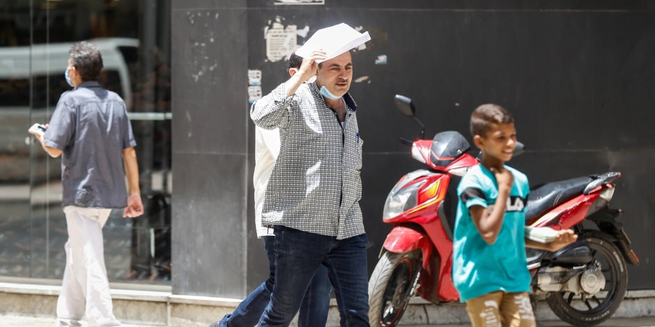 انخفاض في درجات الحرارة غدا.. طقس حار على القاهرة الكبرى والوجه البحرى ولطيف ليلا علي شمال البلاد