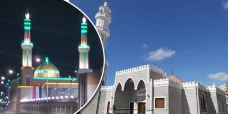 الدولة تعمر بيوت الله.. الأوقاف تفتتح 25 مسجداً اليوم احتفاءاً بذكرى مولد المختار