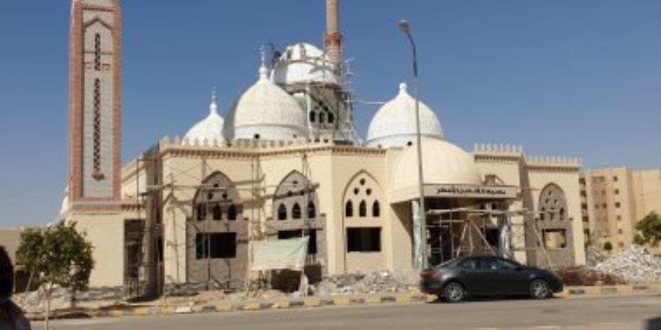 تخصيص 6 قطع أراضى بمساحات تصل لـ 4 آلاف متر لإنشاء مساجد بأسوان الجديدة