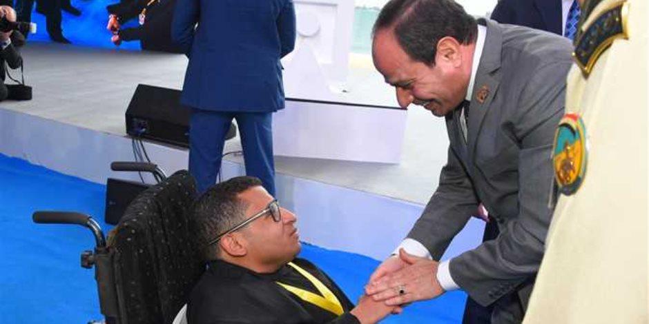 """تقوم على""""إحترام الأخر"""" و """"إعلاء قيمة المواطن"""".. هكذا نجحت مصر في إعادة صياغة قواعد حقوق الإنسان (فيديو)"""