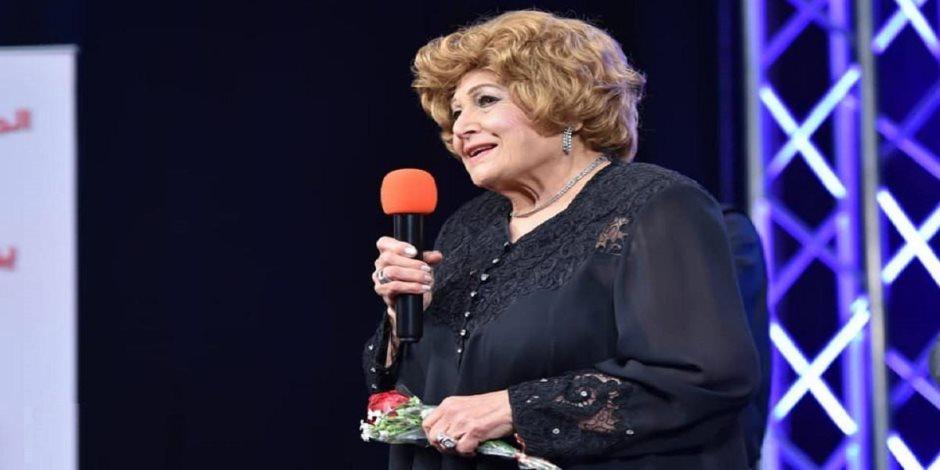 وفاة الفنانة عايدة كامل عن عمر يناهز 89 عامًا
