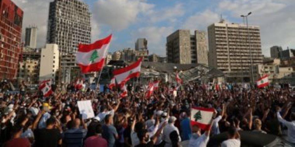 """رغم مرور 8 أشهر..المبادرة الفرنسية لحل الأزمة الاقتصادية والسياسية في لبنان """" محلك سر """""""