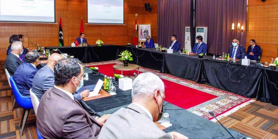 الغردقة تداوي جراح الليبيين.. اجتماع هام لبحث استعدادت انتخابات ليبيا في 2021