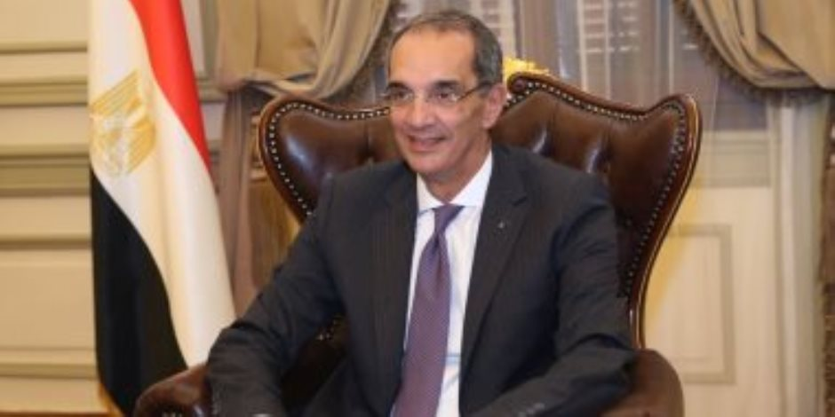 وزير الاتصالات: مصر تقدمت 6 مراكز فى تقرير سرعة الإنترنت