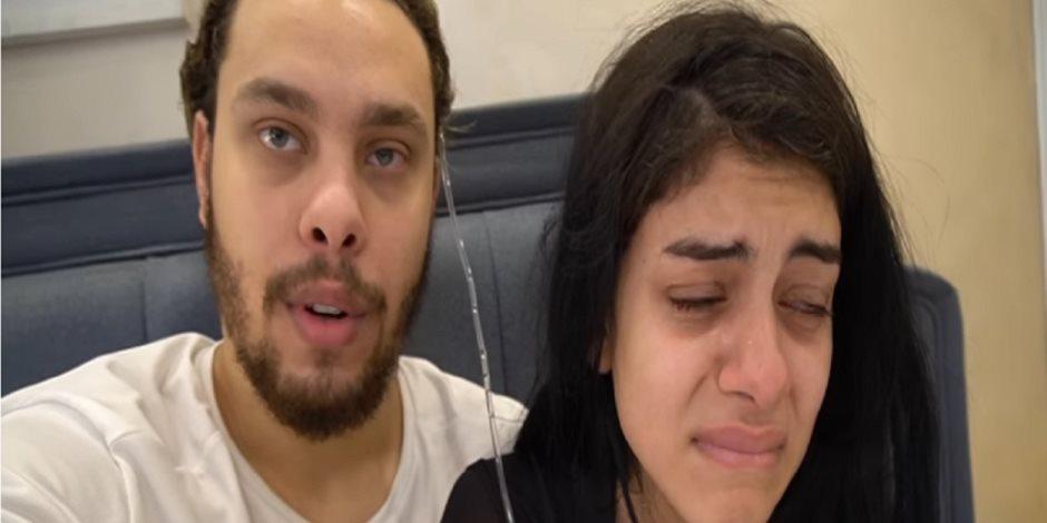 حجز أحمد حسن وزينب بتهمة تعريض حياة طفلتهما للخطر 24 ساعة على ذمة التحقيق