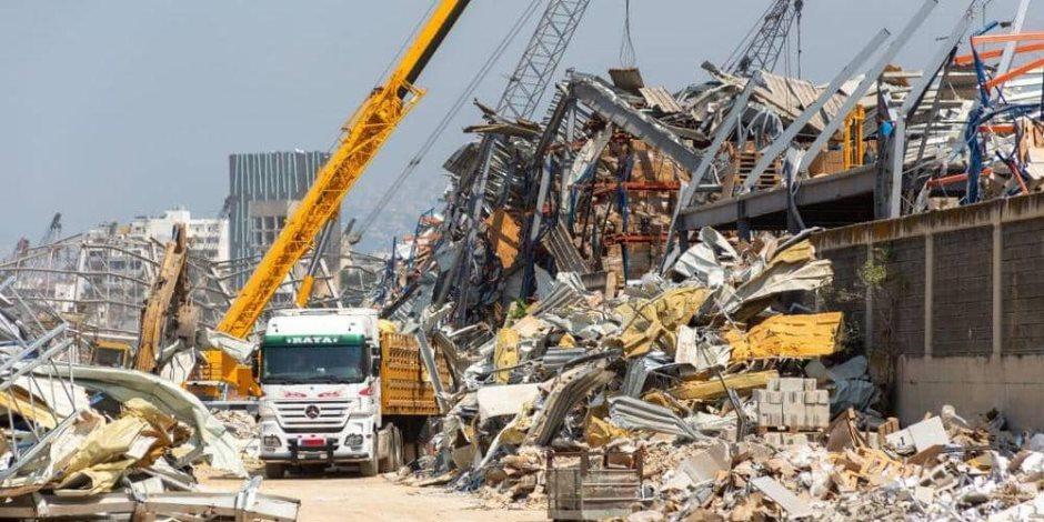 تداعيات انفجار بيروت لم تنته: البحث مستمر عن 9 مفقودين