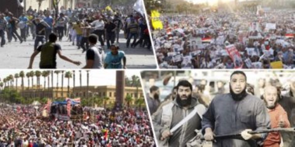 «الفتاوى التكفيرية» يفضح تناقضات الإخوان: حرموا الثورات في قطر وتركيا وأباحوها بدول أخرى