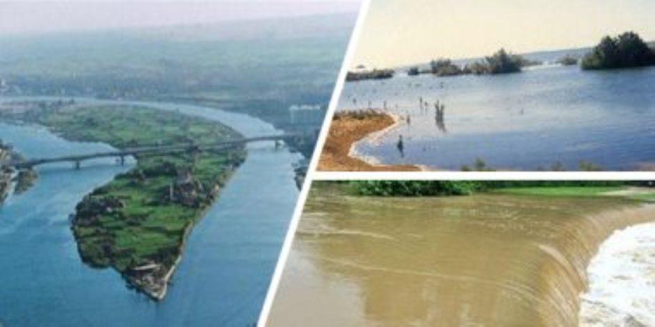 ارتفاع منسوب نهر النيل يرفع الطوارئ في البحيرة.. وخطة للمواجهة