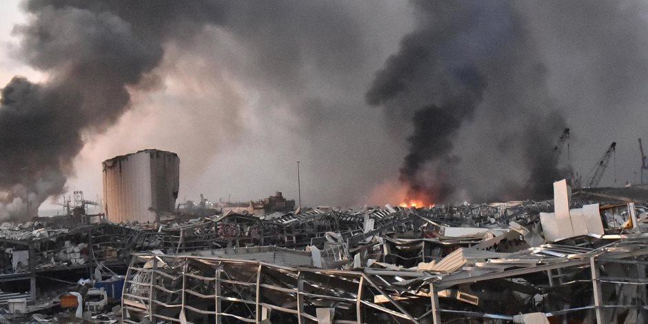 انفجار «مريب» داخل مستودع أسلحة لـ «حزب الله» بجنوب لبنان