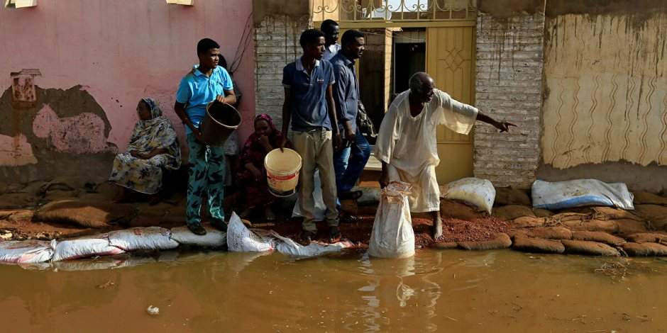 السودان يؤكد استمرار انخفاض منسوب النيل.. ويسجل 7 سم في «خشم القربة»