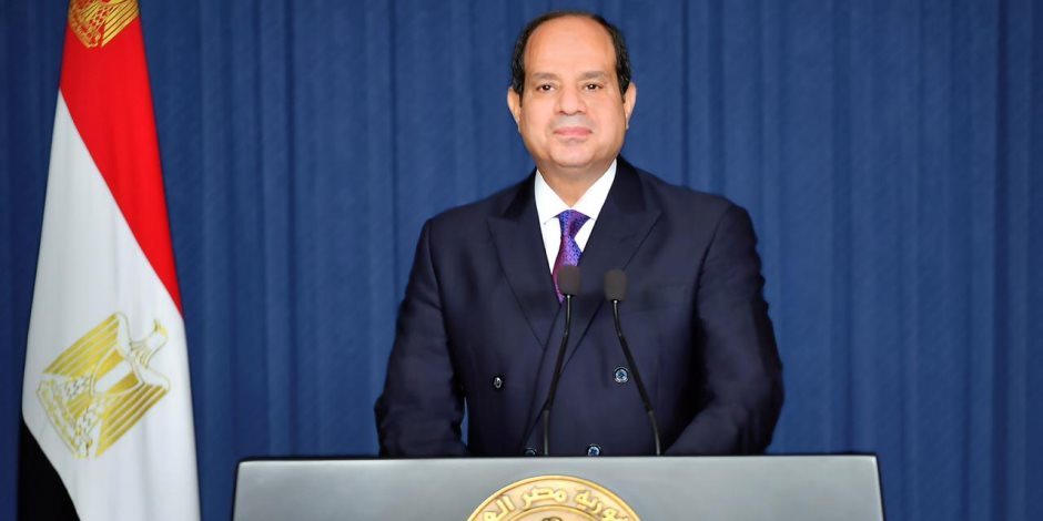 السيسي: لولا دعم شعب مصر لما كان ممكنا اجتياز المراحل الصعبة للإصلاح الاقتصادي