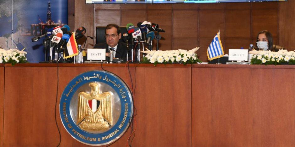 رسميا.. توقيع ميثاق منتدى غاز شرق المتوسط وتحويلة لمنظمة دولية حكومية