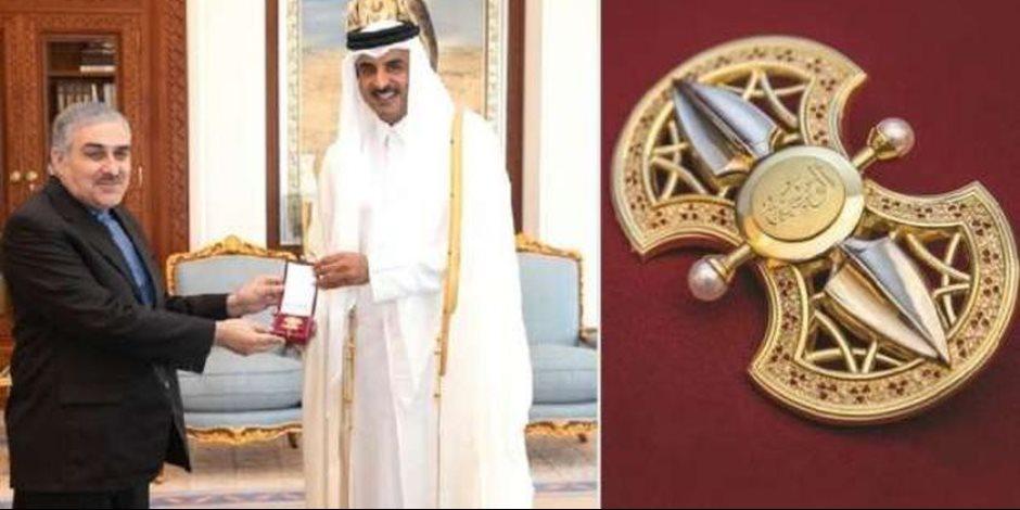 غنيمة سفير إيران من أمير الإرهاب.. 184 حجرا من الألماس والياقوت