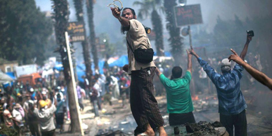 تقرير يكشف جرائم الإخوان الإرهابية وخسائر الدول المحتضنة للجماعة