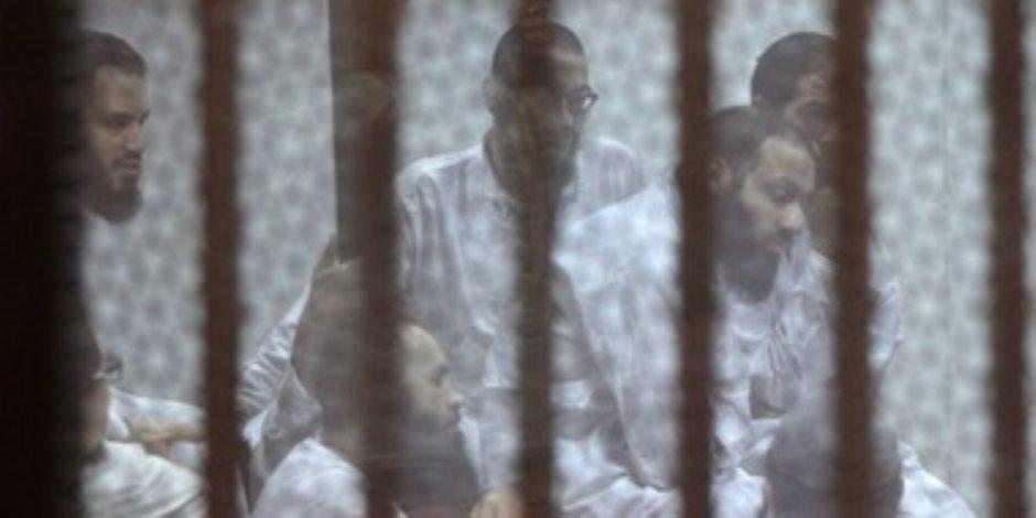 قتل وتكفير.. تعرف على سجل جرائم المتورطين في محاولة الهروب من سجن طرة