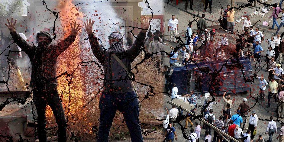 الانشقاقات تضرب قيادات الإخوان الإرهابية منذ عام 2013 والجماعة تعاني «الموت الإكلينكي»