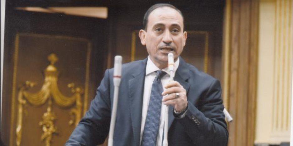 """محمد عبد الله نائب """"البيانات الصحفية"""" بالبحيرة والأهالي : """"لا يمثلنا"""""""