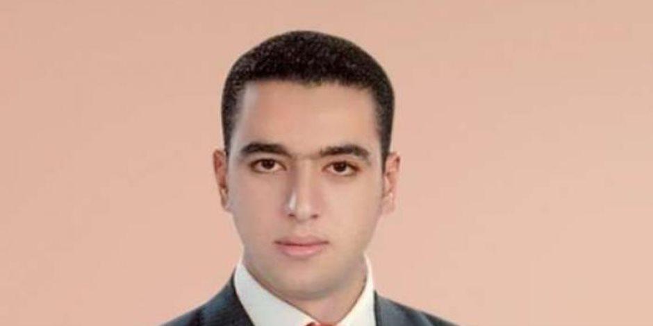 أول تعليق من زوجة «الحوفي» شهيد الأمن الوطني: مصر لا تترك حق أبنائها