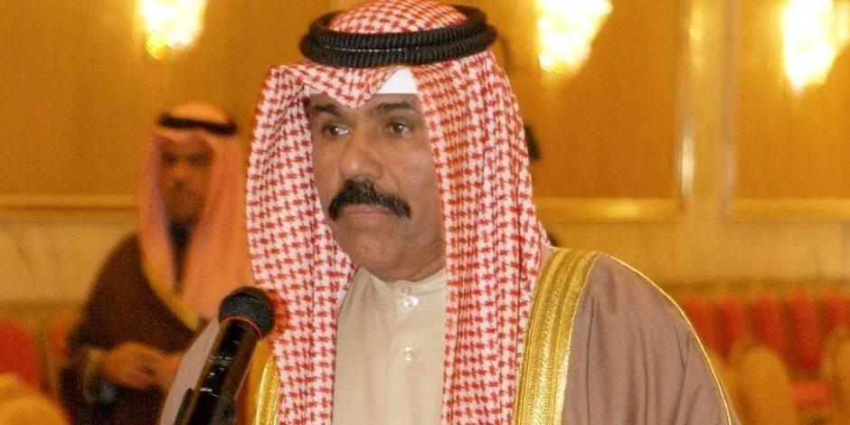 الشيخ نواف الجابر الصباح أميرا للكويت خلفا للراحل صباح الأحمد