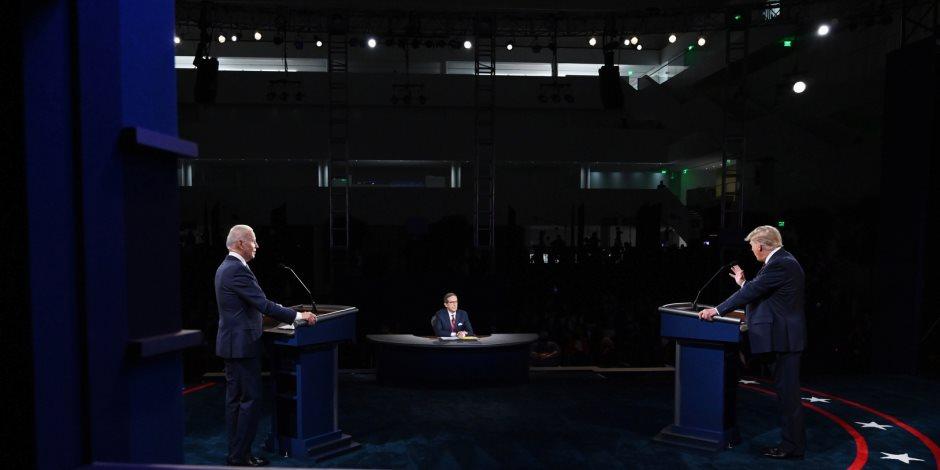 ترامب VS بايدن.. ملخص مناظرة لم يفز بها أحد