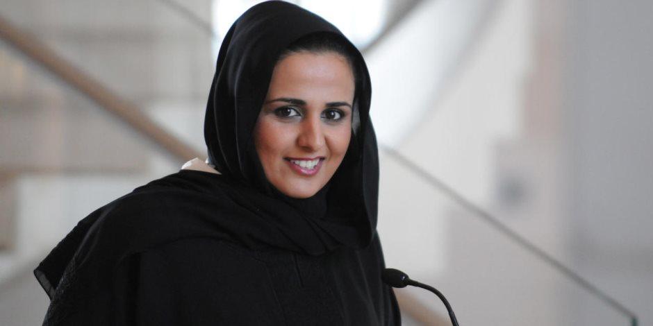 شقيقة تميم بن حمد على قوائم الترقب: متهمة في سرقة آثار وغسيل الأموال