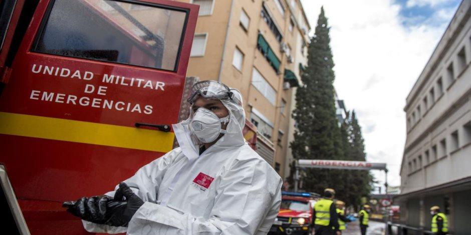 إسبانيا تغلق العاصمة بسبب تفشي الفيروس: مدريد تحت حكم كورونا