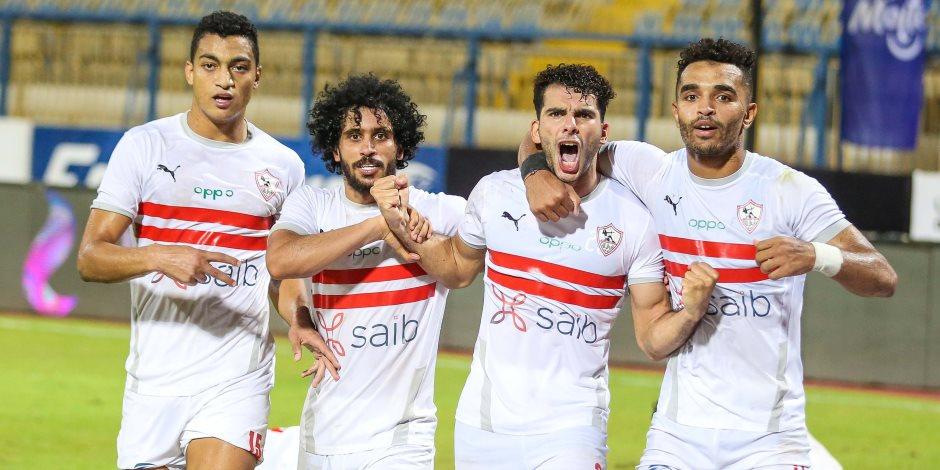 """الـ""""VAR"""" ينقذ الزمالك ويبقيه في الكأس على حساب نادي مصر"""