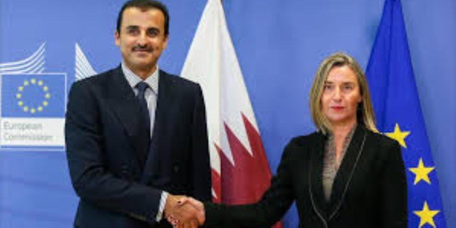 بالأدلة.. هكذا اخترقت قطر دول أوروبا بتمويل مشروعات التنظيم الدولي للإخوان