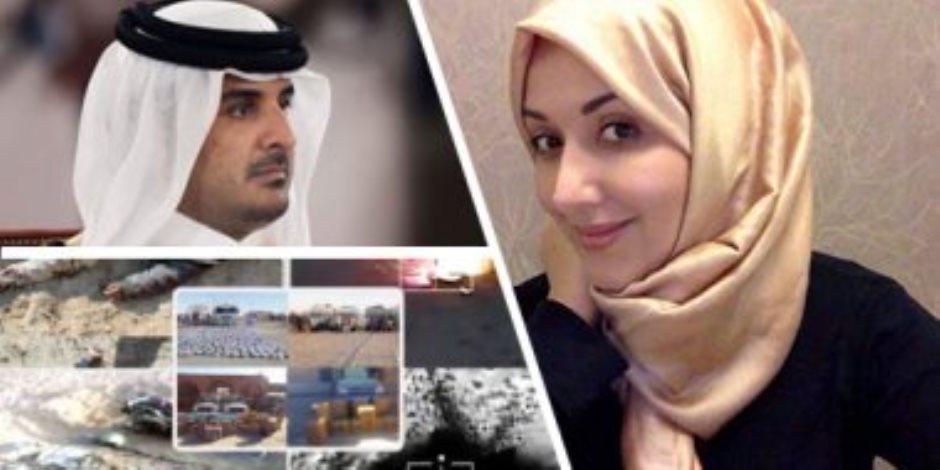 ابنة الغنوشي تقود الكتائب التركية ضد مصر.. إخوان تونس يدعمون الإرهاب في سيناء