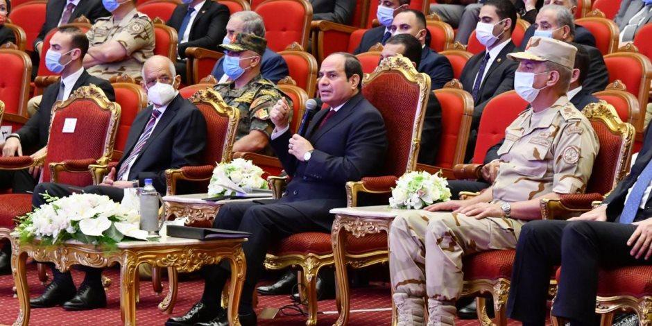 تامر مرسي يوجه الشكر للرئيس السيسي بعد إشادته بـ «الاختيار»: موعدنا رمضان 2021