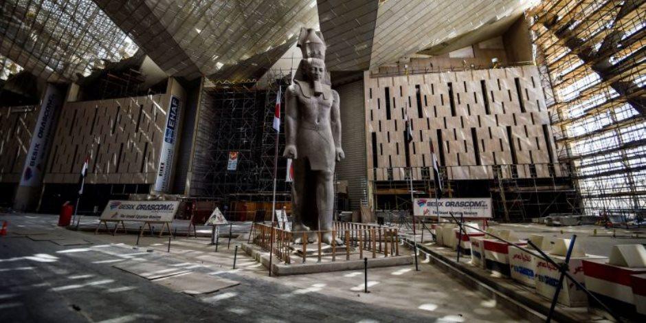 المتحف المصري الكبير.. مغارة على بابا في القرن 21