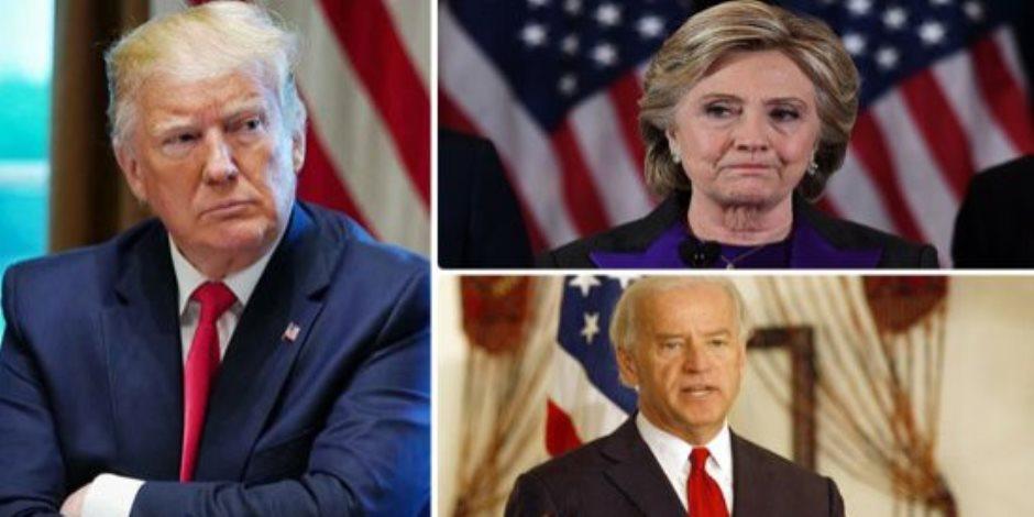 محاولات لوقف النشر.. رسائل كلينتون تثير ذعر بايدن ومخاوف من الخسارة أمام ترامب