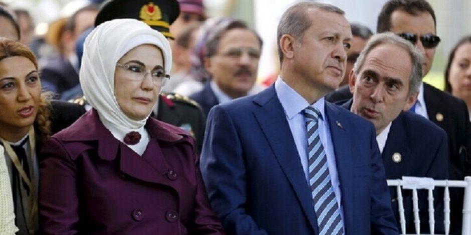 أمينة أردوغان.. سيدة تحلم بلقب «سلطانة عثمانية»