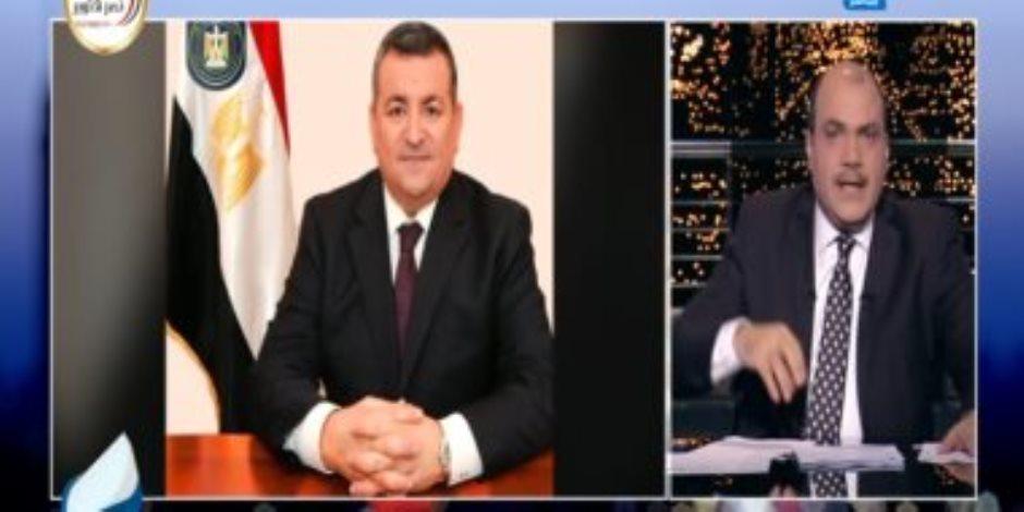 محمد الباز: أسامة هيكل لا يرى الإعلام المصرى وأنصحه بمتابعة تليفزيون اليوم السابع ومنصة WATCH IT