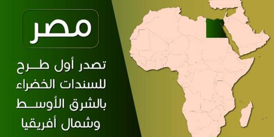 الأولى بشمال أفريقيا والشرق الأوسط.. مصر تعمل على إدراج السندات الخضراء ببورصة لندن