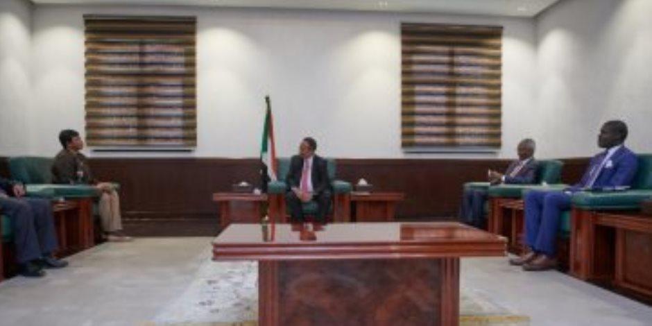 لتحقيق العدالة.. وفد «الجنائية الدولية» يبحث مع السودان أوامر التوقيف بجرائم دارفور