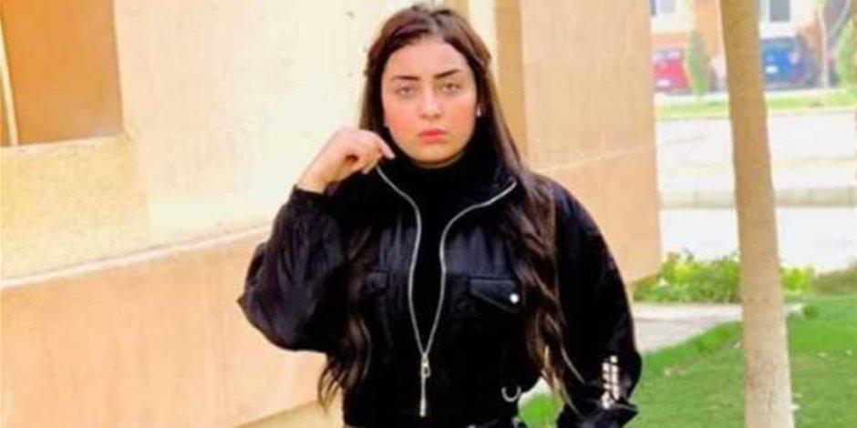 فيديو مخل بالآداب.. ينتهي بفتاة التيك توك هدير الهادي في السجن والغرامة 100 آلف جنيه