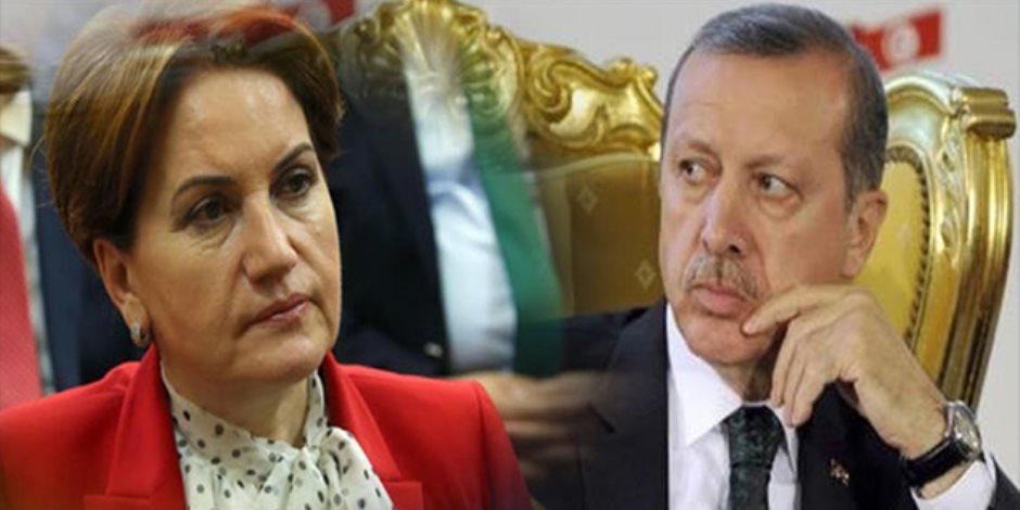 أمل غريب تكتب: ميرال أكشينار تهدد كرسي أردوغان.. هل تكون المرأة الحديدية المسمار الأخير في نعش بهلول تركيا؟