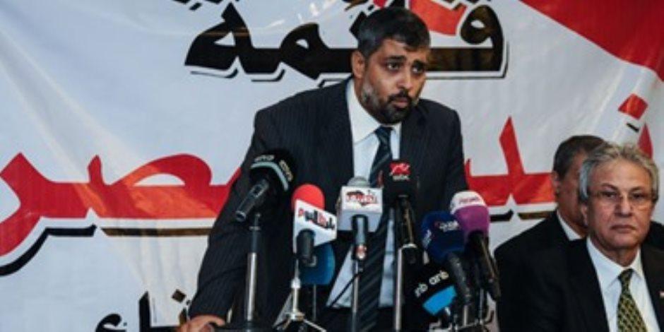 طارق زيدان وحزب نداء مصر.. الشهرة تقود إلى الجنون أحيانا
