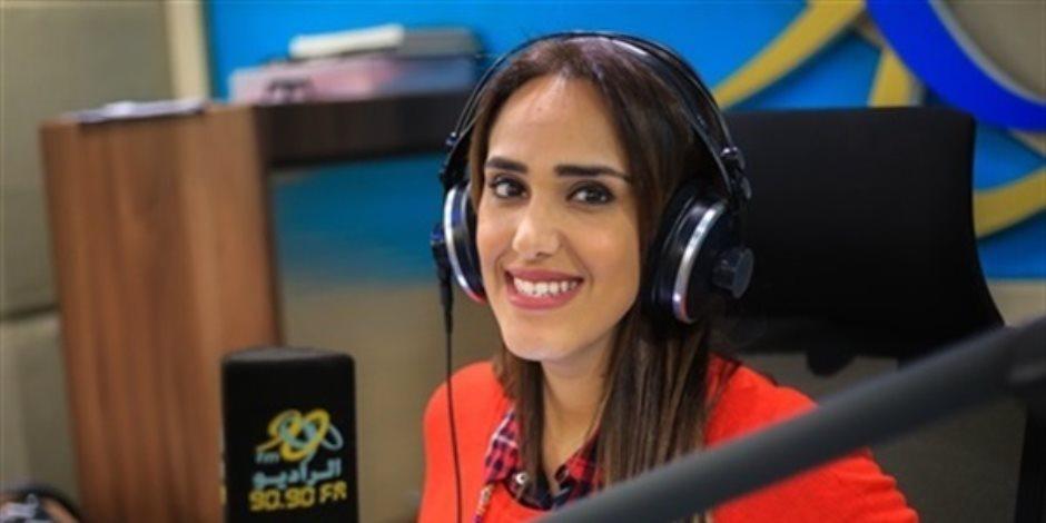 زينب غريب ضيف الراديو بيضحك مع فاطمة مصطفى على 90.90.. غدا