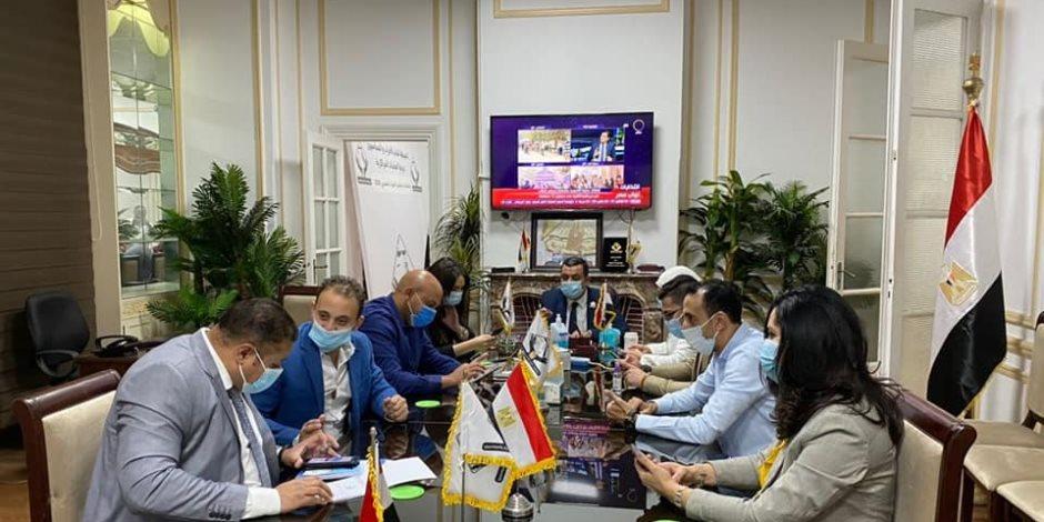 تنسيقية شباب الأحزاب: انتظام التصويت في أول أيام الجولة الثانية لانتخابات النواب