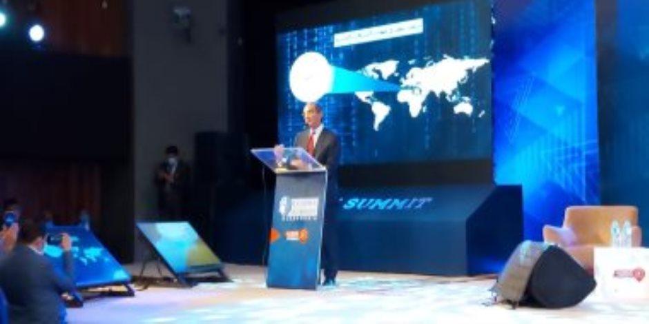 وزير الاتصالات:  تضاعف صادرات مصر الرقمية ووصولها ل4.1 مليار دولار