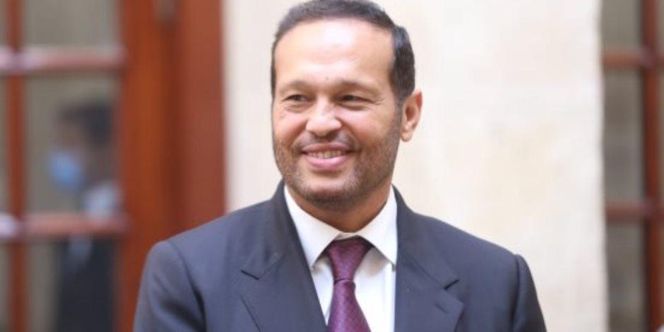 """النائب محمد حلاوة: تهنئة الرئيس لـ""""بايدن"""" رسالة بقوة مصر.. والدولة فى أوج قوتها وسعيها لعلاقات متوازنة مع الجميع"""